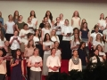 Commit singing a beautiful song about waiting on God. Can you spot Lauren?